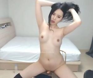 高颜值韩国BJ小姐..