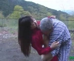 Asian Girl Getting Her..