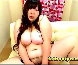 Asian bbw milf..