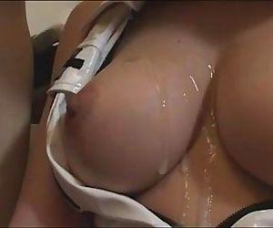 Pretty japanese blowjob..