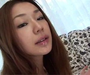Serina Hayakawa pleases..