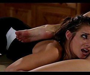 Lesbian Massage Forced..