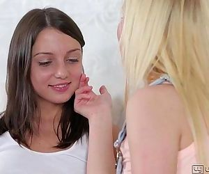 Young Lesbians Angel..