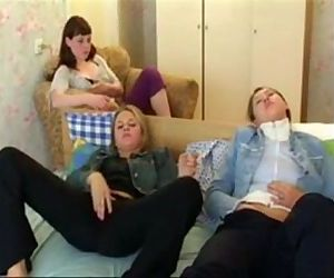 Classic vhs sex tape..