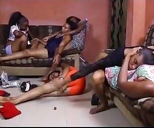 nigeria lesbian party..