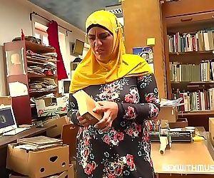 Bookstore owner fucks a..