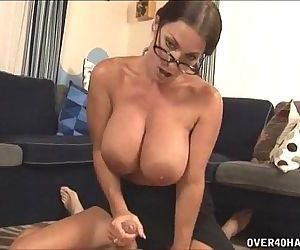 Hot Milf With Big Tits..