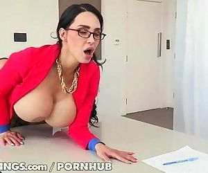 Amy Anderssen horny at..