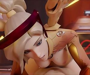 Mercy Cowgirl Overwatch