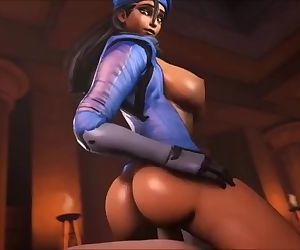 Overwatch Awesome Porn 12