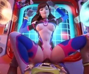 Overwatch - D.va and..