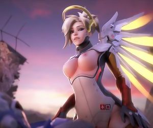 MERCY OVERWATCH PMV..