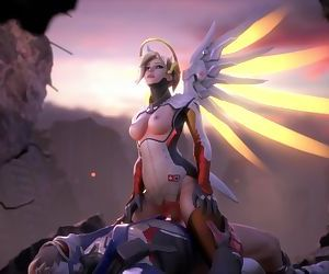 Overwatch - best mercy..
