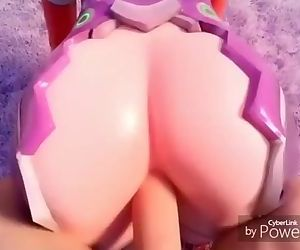 Overwatch ass comp