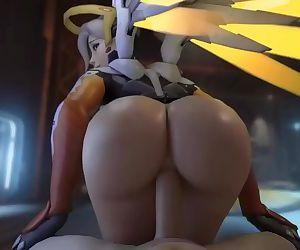 Overwatch Mercy Porn..