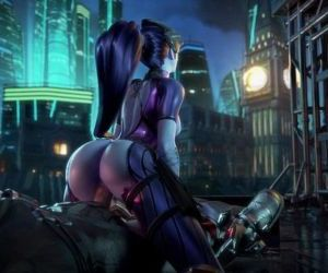 WIdowmaker Fucked hard..