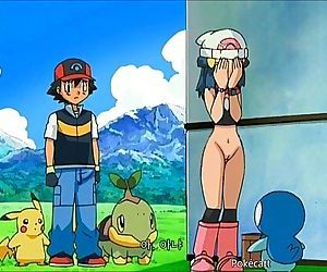 Pokemon - Ash and Dawn..