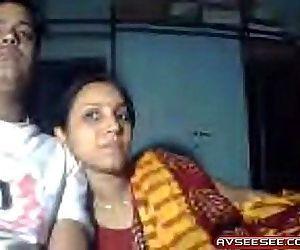 my Indian girlfriend..