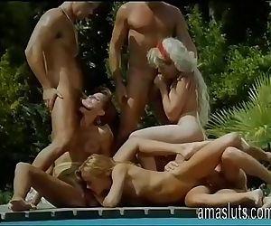 Vintage porn with Rocco..