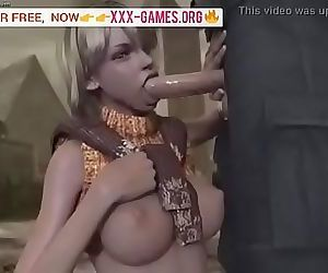 Sweet blowjob in porn..