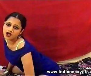 Hot Desi Anjana indian..