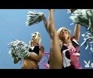 The Lesbian Cheerleader..