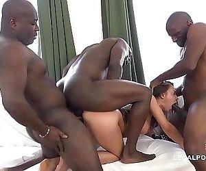 Interracial extreme..