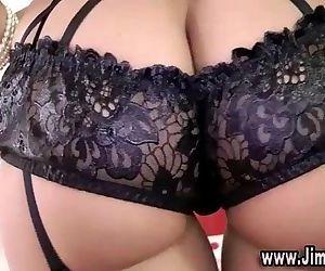Sexy lingerie slut..