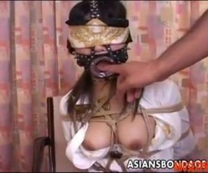 Asian Bitch with a..