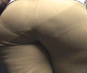 CANDID ASSES IN HD - 52..
