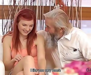 Daddy4K. Mature dad of..