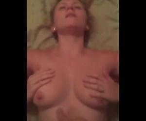 Ex wife sucking dick..