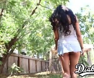 18yo latina Ruby Rayes..