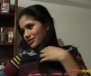 Real Colombian Amateur..