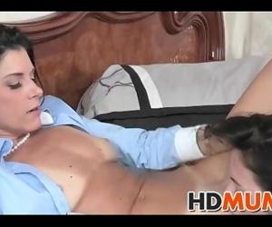 Sex ed with sexy Mum 7..