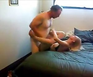 Uncle does a quickie..