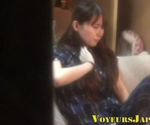 Japanese teen solo..