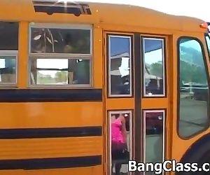 School bus driver..