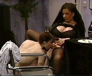 Busty Tiziana Redford..