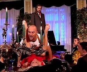 Vintage porn: hot orgy..