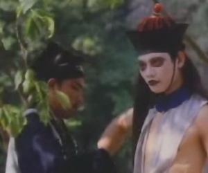 A Taoist priest fucking..