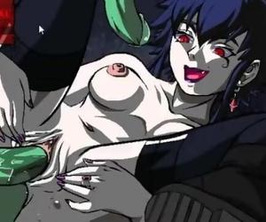Cartoon Flash Porn