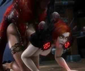 Warcraft Assumi Animation