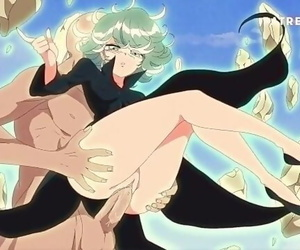 Tatsumaki One-Punch Man..