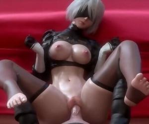 EXGA 3d Hentai..