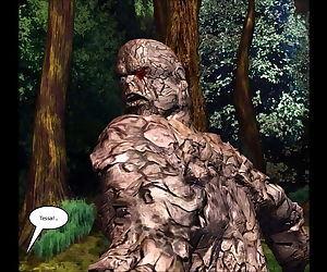 3D Comic: Ninja Scroll...