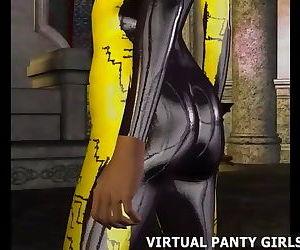 Do you like my virtual..