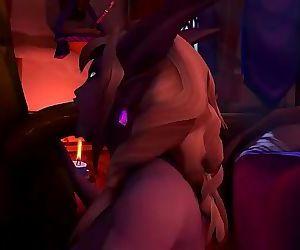 wow porn 3d hardcore..