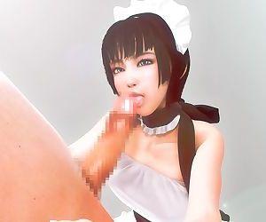 Milky Maid 3D