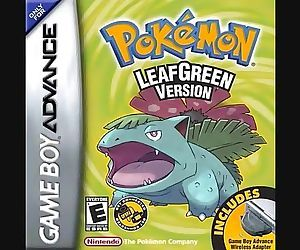 Pokemon Fire Red/Leaf..